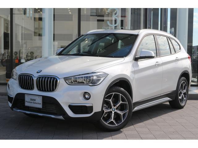 BMW xDrive 18d xライン ガラスサンルーフ ACC
