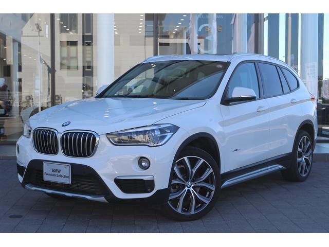 BMW xDrive 18d xライン ハイラインパッケージ SR