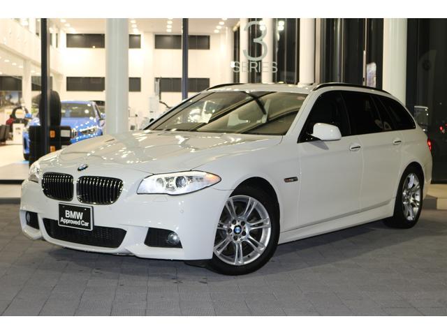 BMW 528iツーリング Mスポーツパッケージ SR ワンオーナー