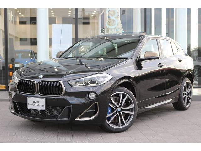 BMW X2 M35i サンルーフ 黒レザーシート ACC Mブレーキ