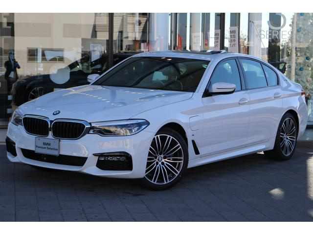 BMW 530e Mスポーツアイパフォーマンス SRイノベーションP