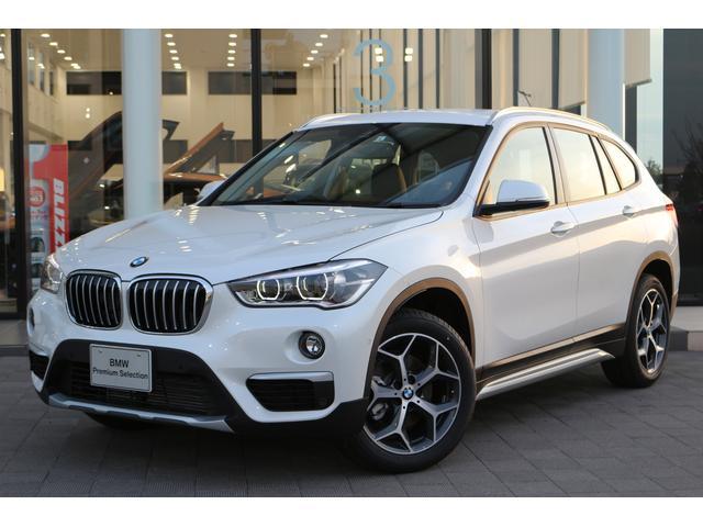 「BMW」「BMW X1」「SUV・クロカン」「茨城県」「Ibaraki BMW BMW Premium Selectionつくば」の中古車