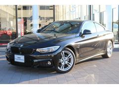 BMW420iクーペ Mスポーツ ブラックキドニー 地デジ