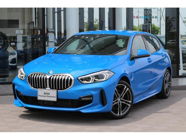 BMW 1シリーズ 118i Mスポーツ ライブコックピット ACC 電動テール