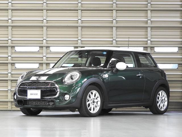 MINI クーパーS HDDナビ 地デジチューナー 認定中古車