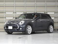 MINIクーパーS クラブマン 2年保証 18inアルミ 認定中古車