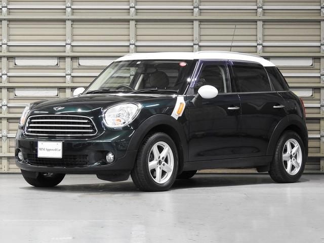 MINI クーパー クロスオーバー 1年保証 6速MT車 カバナ製シートカバー 認定中古車