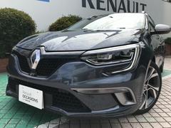 ルノー メガーヌスポーツツアラー GT SDナビ ETC コーティング 付