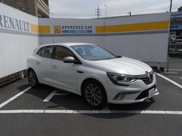 ルノー GTライン ETC付き 新車保証継承