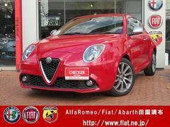 アルファロメオ ミトスーパー 弊社デモカー 2DINナビ 新車保証継承