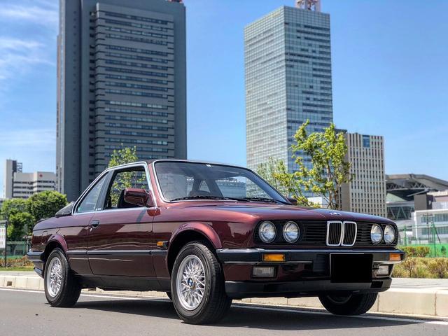 BMW E30 318baur TCキャブリオレ タルガトップ