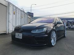 VW ゴルフRVOSSENデモカー カスタム車両!!