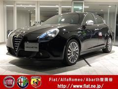 アルファロメオ ジュリエッタスポルティーバ 正規D車 ナビ ETC レッドレザーシート