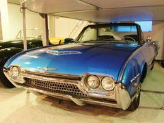 フォード サンダーバード1964年モデル・電動トップ