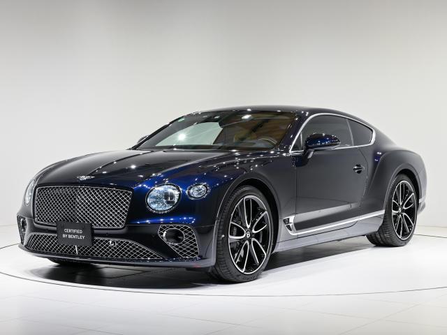 ベントレー GT 4WD 延長メンテナンスプログラム付帯4年目5年目
