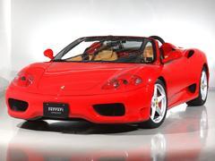 フェラーリ 360F1スパイダー CORNES芝
