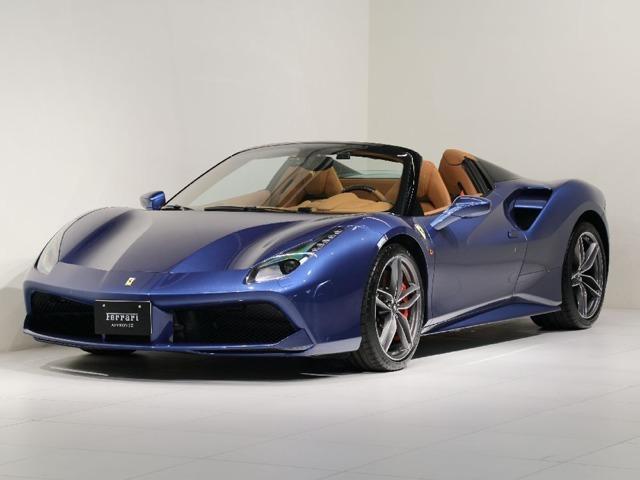フェラーリ F1 DCT CORNES芝 Ferrari認定中古車