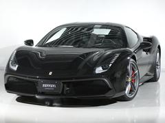 フェラーリ 488GTBF1 DCT CORNES芝 FerrariApproved