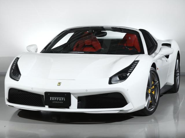 フェラーリ F1 DCT CORNES芝 FerrariApproved