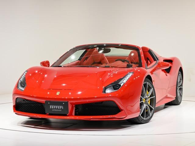 フェラーリ ●PS対応中F1 DCT 認定中古車 特注色