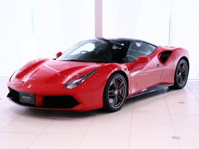 「フェラーリ」「フェラーリ 488GTB」「クーペ」「大阪府」の中古車