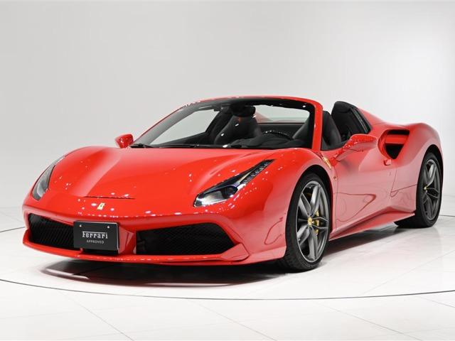 フェラーリ 488スパイダー