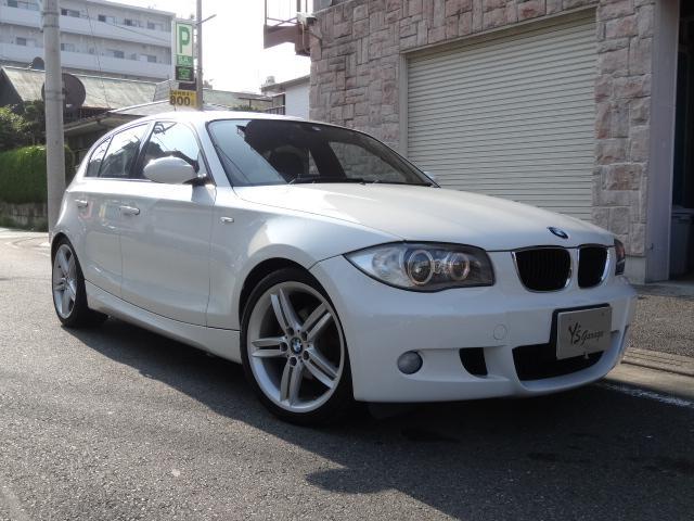 BMW 116i Mスポーツパッケージ1オーナオプション18アルミ