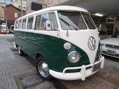 VW タイプII1967yモデル13WINDOWウォークスルーFディスク