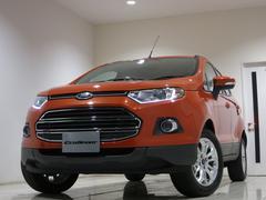 フォード エコスポーツタイタニアム デモカークルコンBセンサー保証継承