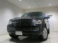 リンカーン ナビゲーター正規D車4WD1オナ HDDTV 本革ヒータークーラー SR