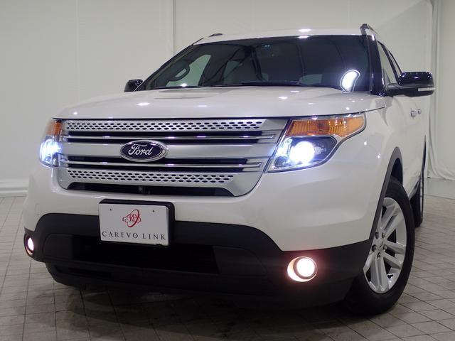フォード XLT エコブースト革熱席FSRカメHID1オナ保証継承