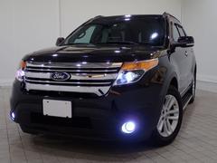 フォード エクスプローラーリミテッド4WD 黒革電熱冷席ナビTV電リアSステップHID