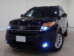 フォード エクスプローラーリミテッド 1オナFSBカメ電3列電リア電熱冷革席Sルーフ