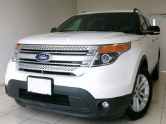 フォード エクスプローラーXLT エコブースト エクスクルーシブ 自社販売 1オナ