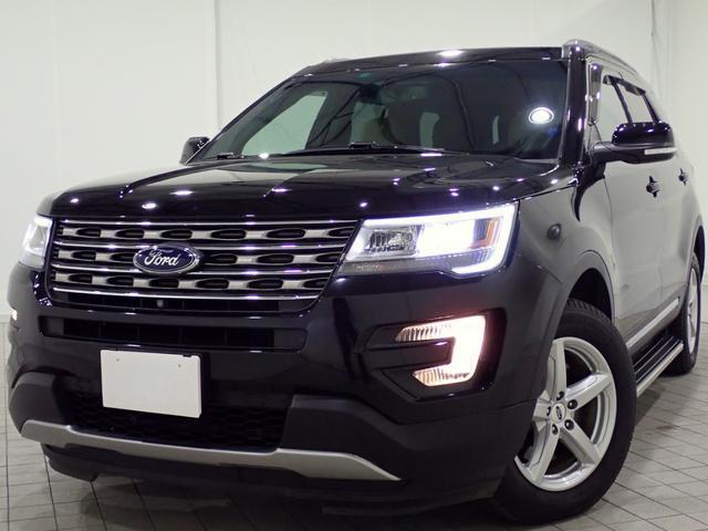 フォード XLT4WD1オナFSRカメLEDサイドSバイザー電席除菌済