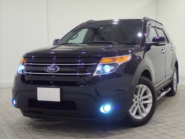 フォード XLT 4WD 7人FRカメラHIDナビTV