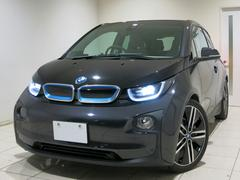 BMWi3レンジ・エクステンダー装備1オナ禁煙半革20AWSルーフ
