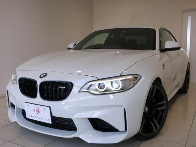 BMW M2 1オナ禁煙ハーマンサウンドKW車高調カーボンパーツ多数