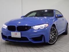 BMWM4クーペコンペティション 1オナ禁煙DアシストアダプMサス