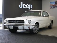 フォード マスタングフォード マスタング 289 V8