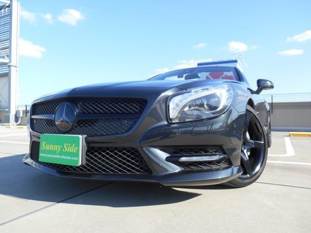 メルセデス・ベンツ SL550エディション1 オールブラックフィニッシュ