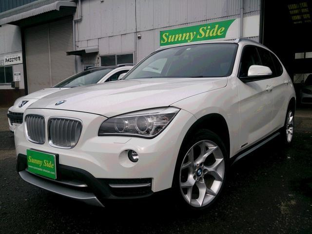 BMW sDrive 20i xライン