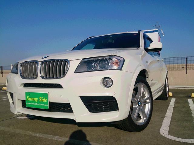 X3(BMW) xDrive 35i Mスポーツパッケージ 中古車画像
