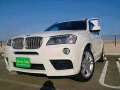 BMW X3xDrive 35i Mスポーツパッケージ