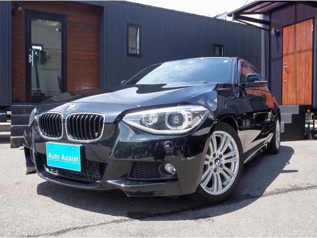 BMW 1シリーズ 116i Mスポーツ サンルーフ ナビ ETC 車検整備付