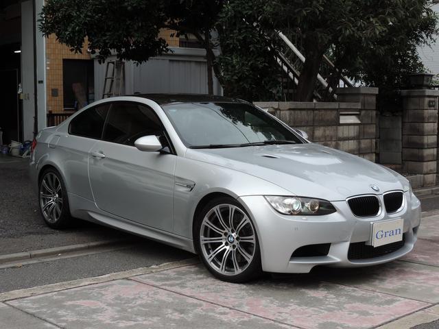 BMW M3クーペ  左H MドライブPKG カーボンルーフ