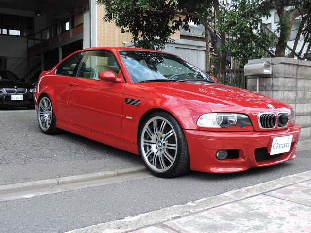 BMW M3クーペ 左H SMGII キウイナッパー革 純正19AW