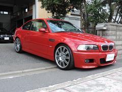 BMWM3クーペ 左H SMGII キウイナッパー革 純正19AW