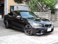 BMWM2 DCTドライブロジック ハーマンカードン 黒革シート