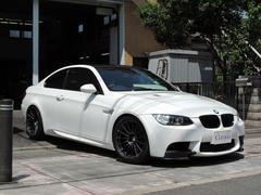 BMWM3クーペ MドライブPKG 右H 3D車高調 マフラー